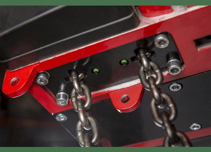 Elektrische kettingtakel DEH-4
