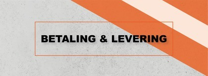 Betaling & Levering | Technische Hijsunie