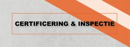 Certificering & Inspectie | Technische Hijsunie